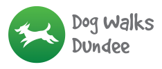 Dog walks dundee logo